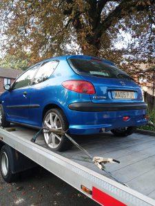 Scrap A Car Wythenshawe