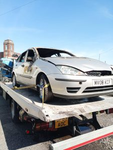 Scrap A Car Bury