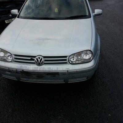 VW Golf spares