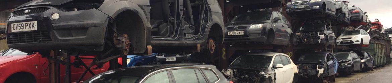 Cars scrapped in Scotland