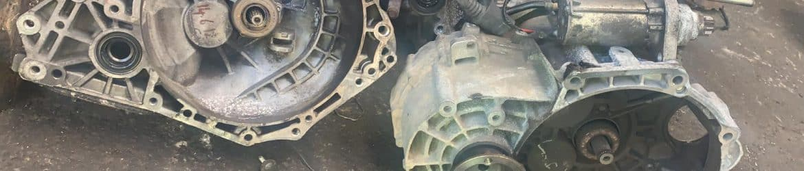 Cheap used car gearboxes just removed