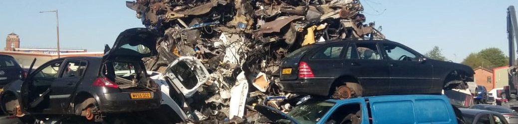 Scrap Mercedes cars in Bolton