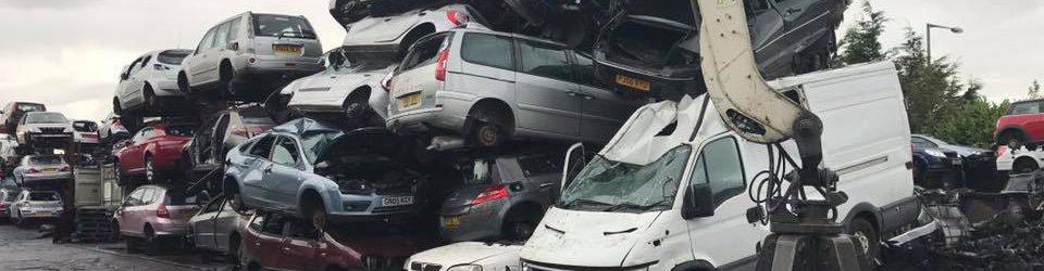 Scrap your car for cash