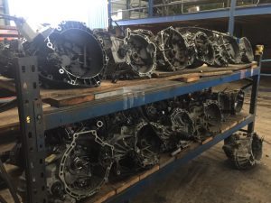 reconditioned scrap gearboxes uk